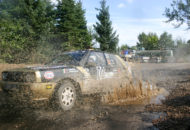 Wasserdurchfahrt Lancia
